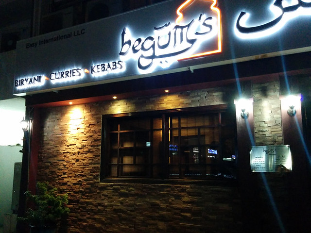 Begum's = excellent and inexpensive Indian food