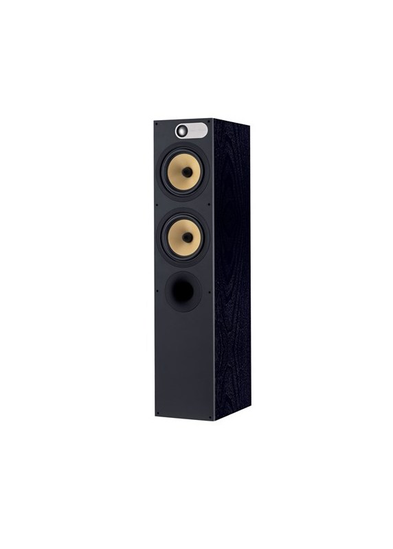 bowers wilkins 600 series black ash floor standing speaker model 684 new ebay. Black Bedroom Furniture Sets. Home Design Ideas