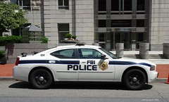 FBI Police - Washington DC - Dodge Charger (1)