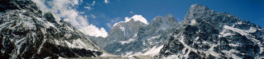Nepal, Trekking-Reise Kanchenjunga Basecamp. Foto: Archiv Härter.