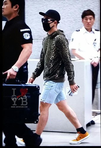 Big Bang - Incheon Airport - 26jul2015 - Urthesun - 01