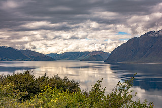Lake Hawae, New Zealand