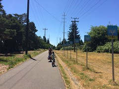 Interurban Trail southbound