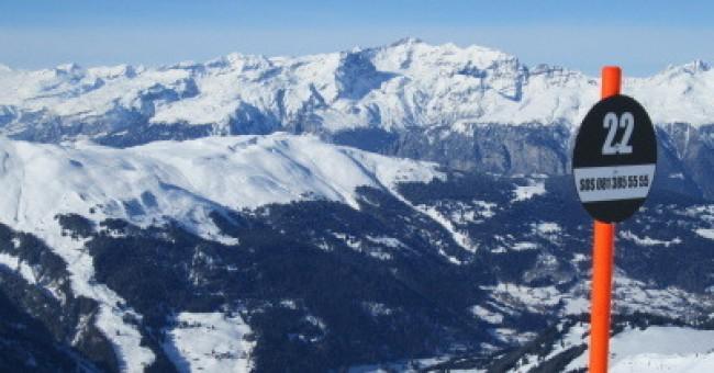 Arosa – Lenzerheide: lyžujeme se sluníčkem aneb Runda Lai
