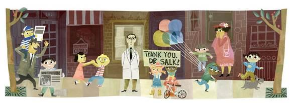 Google Icon | DR.JONAS SALK