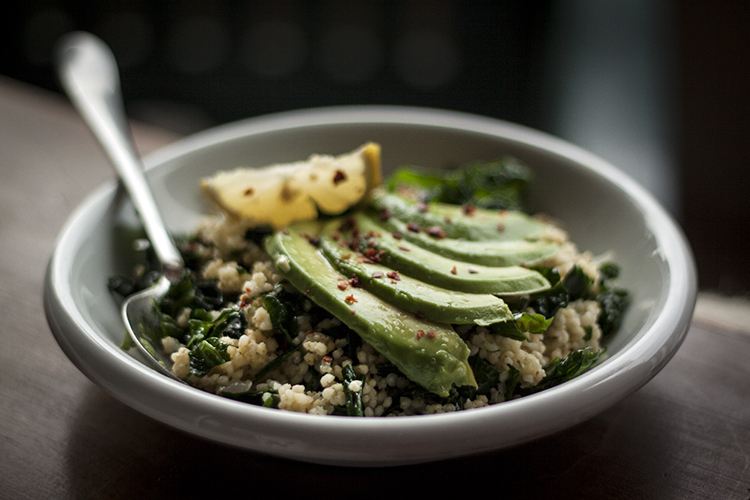 kale millet bowl 1