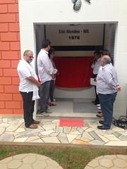 em Eloi Mendes da inauguração do novo complexo esportivo Bola Preta sob o comando do amigo Ricardo Xavier2