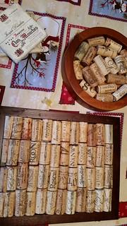 Used corks