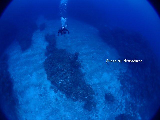 潜水艦に見えますか?
