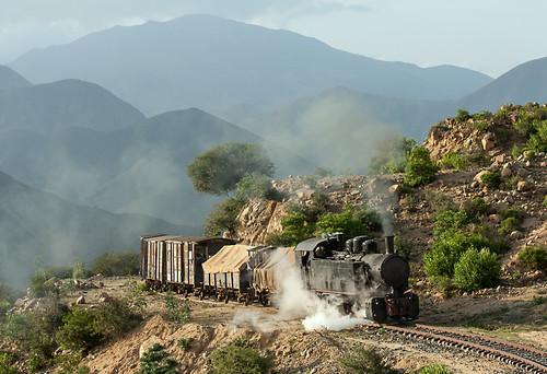 africa mallet narrowgauge eritrea nefasit 44255 eritrearailway