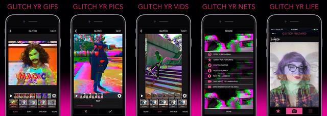 Glitch Wizard 2.0 Screen Shots