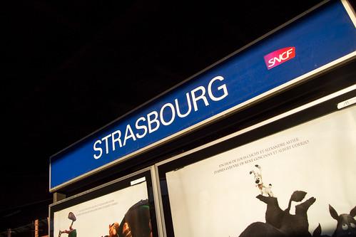 Gare de Strasbourg 1