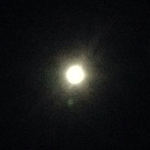 Полная луна))) #старыйкрым