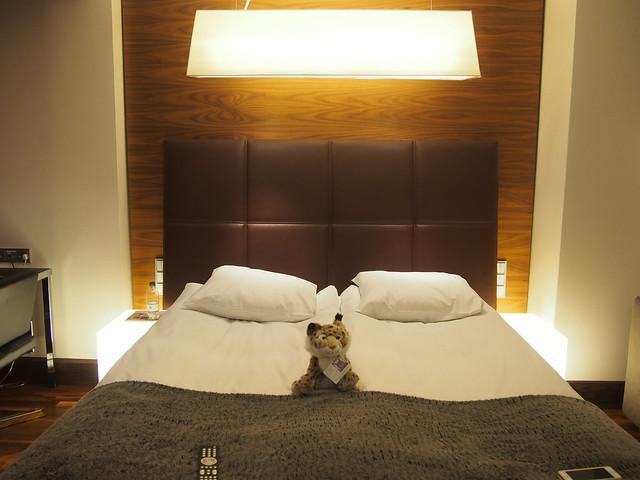 glo hotel kluuvi huone