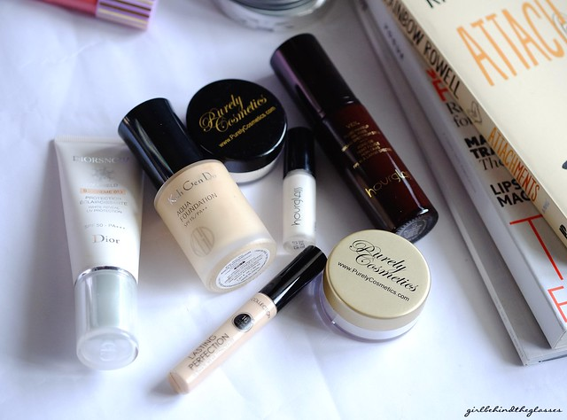 Best of 2014 face products