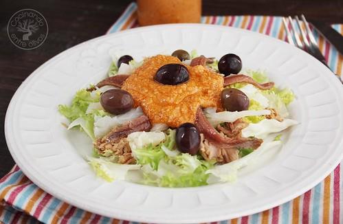 Xató www.cocinandoentreolivos.com  (6)