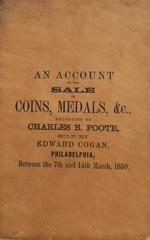 Cogan Foote sale