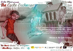 The Cycle Exchange Artwork