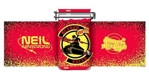 Bunkers Hot Sauce