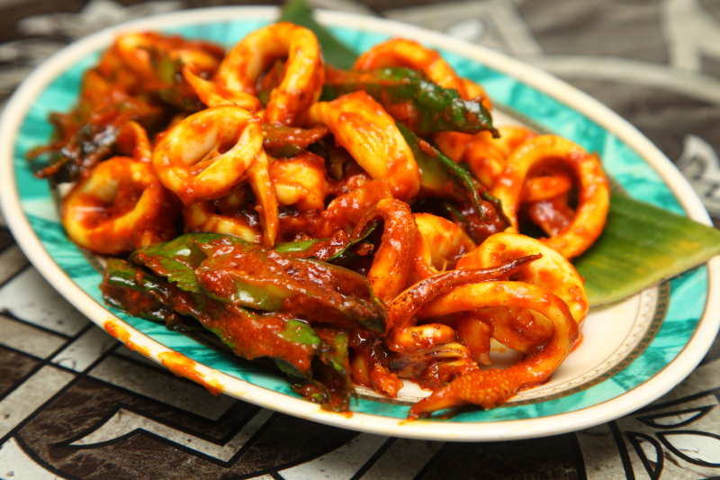 Curry-Sotong