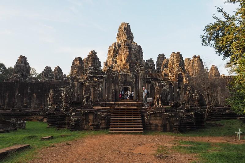Bayon 巴戎廟|Siem Reap 吳哥窟