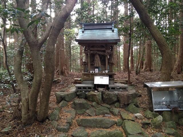 福王山 福王神社 奥の院