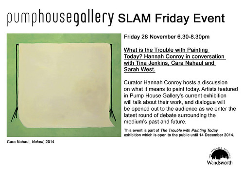 SLAM event Trouble with Painting copy