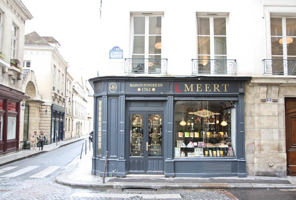 Meert, Paris