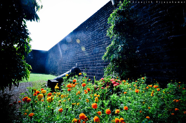 St. Angelo Fort, Kannur