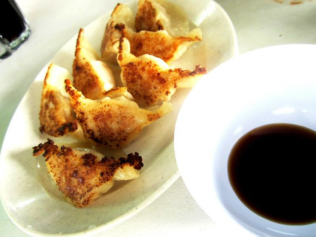 Yummy Kafe dumplings 1
