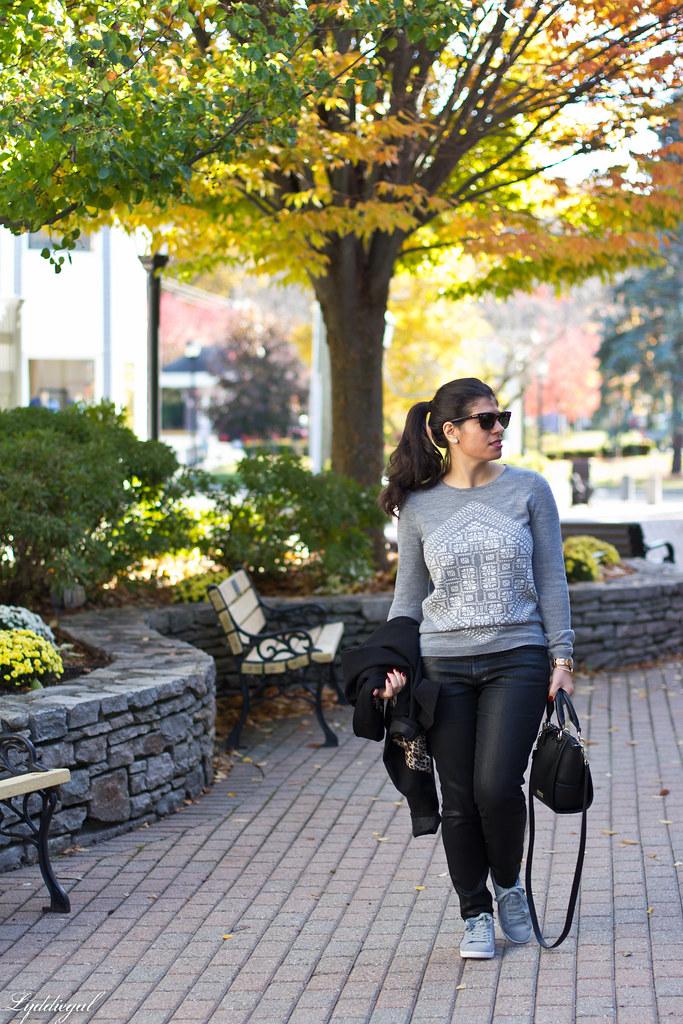 grey sweater, black coated denim, trainers.jpg