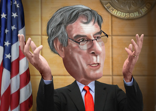 Robert P. McCulloch - Hands Up Don't Indict