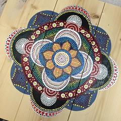 textile(0.0), needlework(0.0), crochet(0.0), art(1.0), pattern(1.0), doily(1.0), embroidery(1.0), design(1.0), circle(1.0), illustration(1.0),