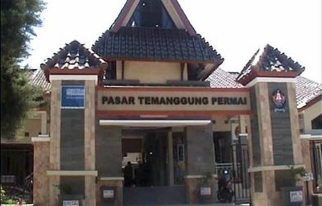 UPT Pasar Konsentrasi Temanggung Permai