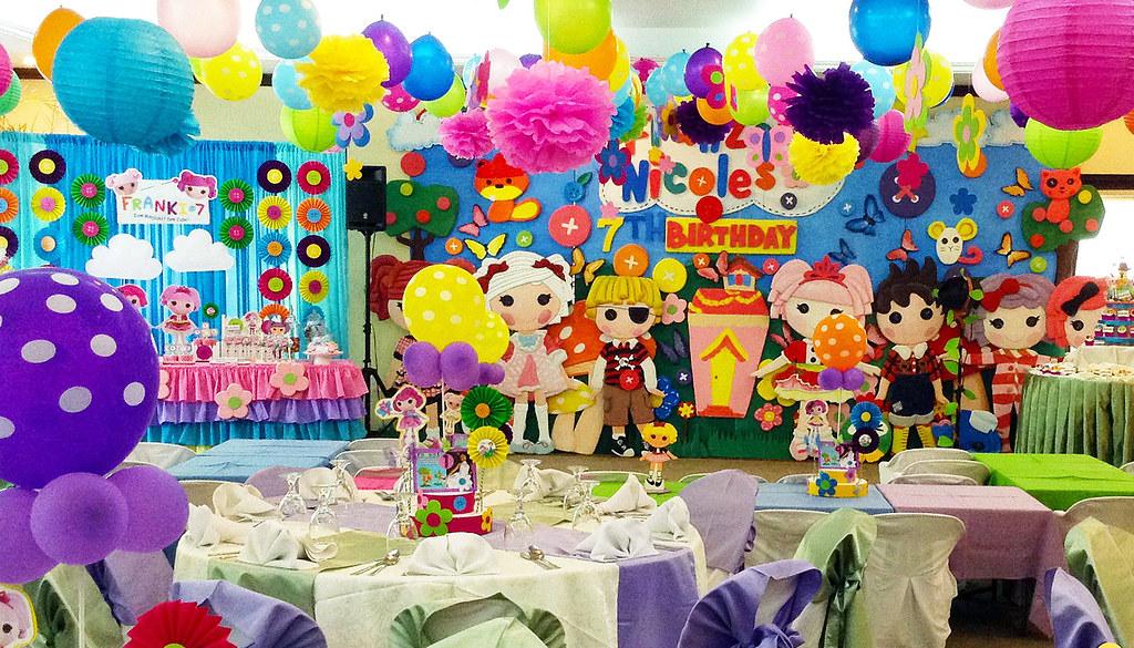 Lalaloopsy Kids Party