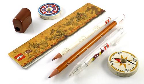 Adventurers Pencil Case 04