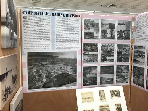 Story of Hawaii Museum-Camp Maui exhibit