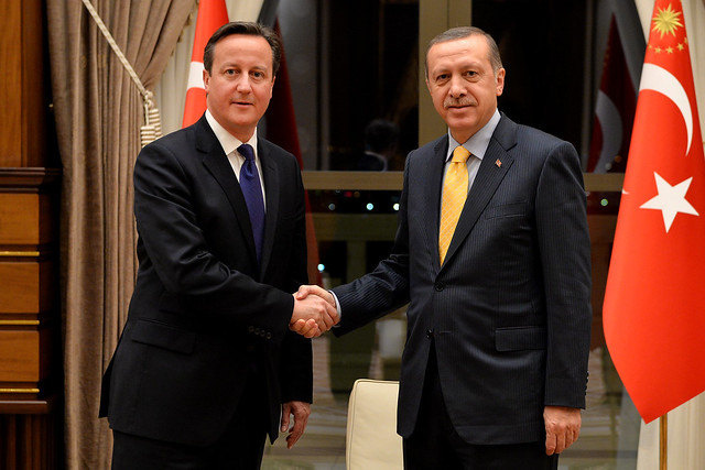 PM discusses terrorism with Turkish counterpart