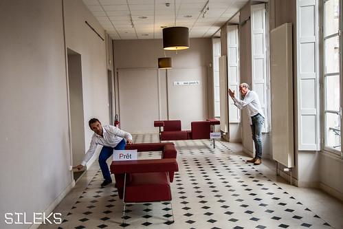 FREE WATT #8 - Médiathèque de Morsang-sur-Orge