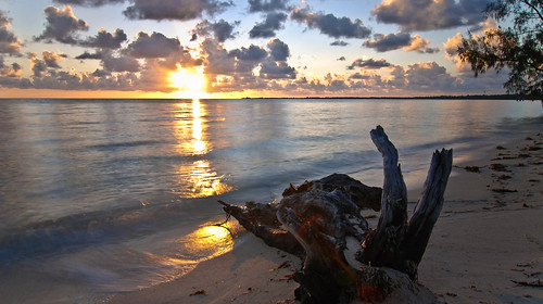 sunrise bahamas