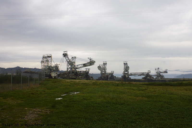 AS PONTES DE GARCÍA RODRÍGUEZ - Central térmica das Pontes