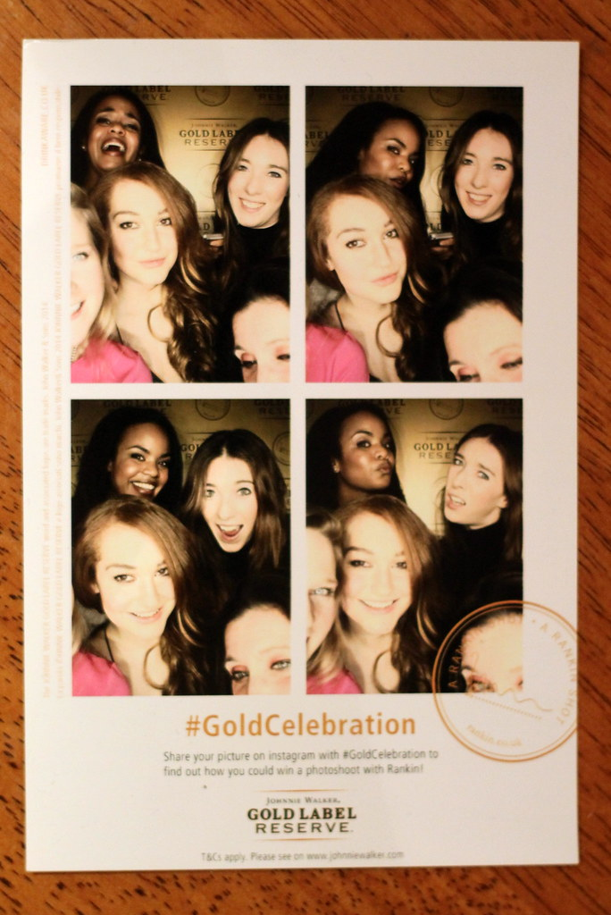 Gold Celebration Photobooth (2)