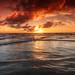 Sunset in Tarifa by maciej.ka