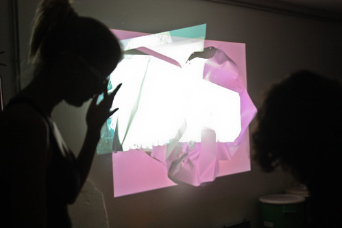 KioSK 2013: Video Mapping