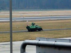 Zurich Airport Police Mowag Piranha APC