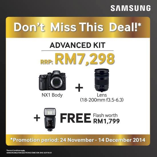 samsung nx 1 advanced kit