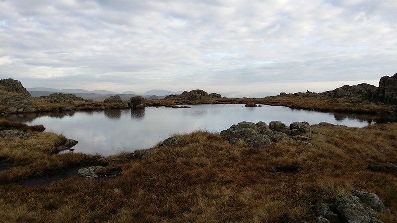 One of the Three Tarns #sh