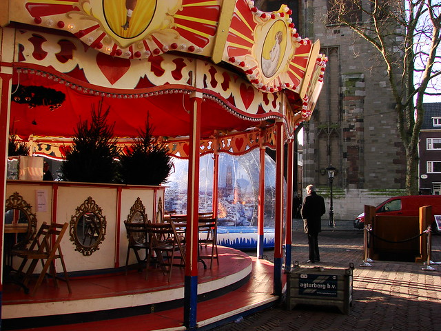 Domplein Kerstmarkt