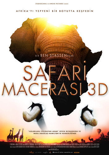 Safari Macerası 3D - African Safari (2014)