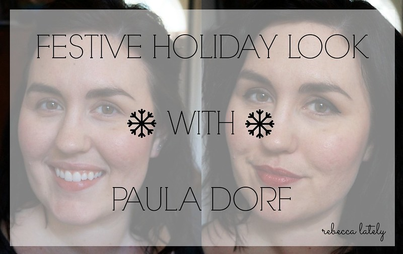 Paula Dorf Festive Holiday Look 2
